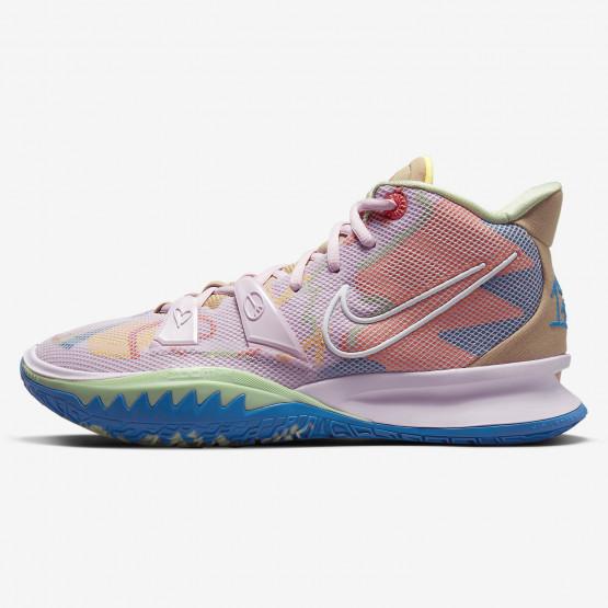 "Nike Zoom ""1 World 1 People"" Kyrie 7 Basketball Shoes"
