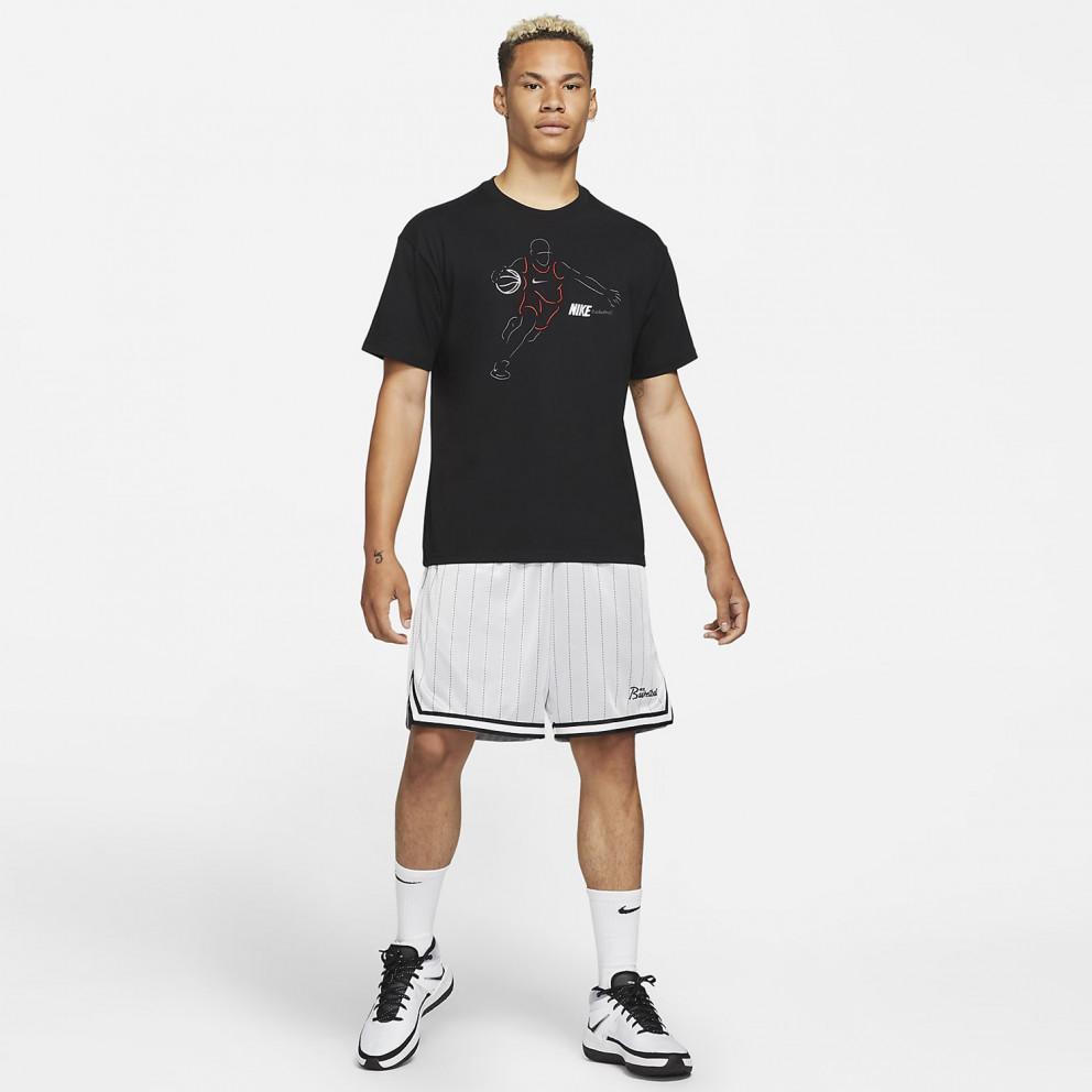 Nike Basketball Ανδρικό T-Shirt