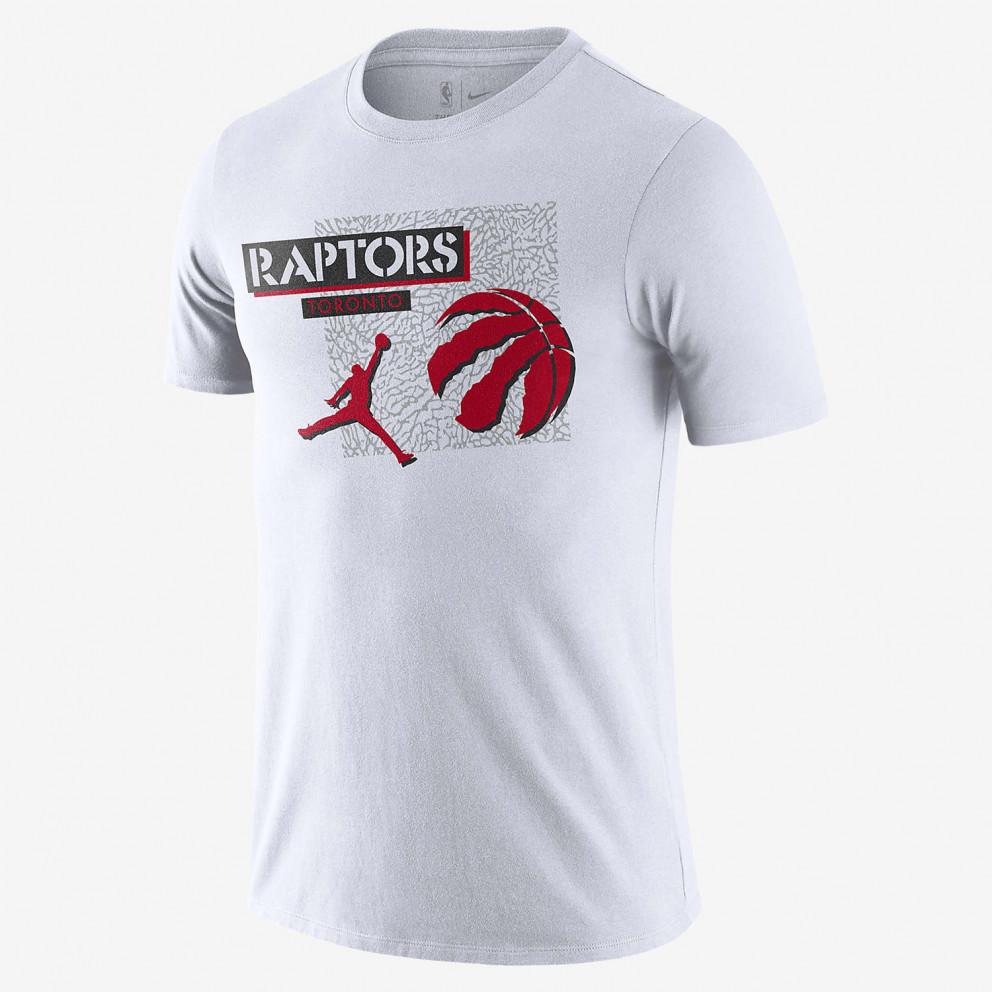 Nike Jordan Dri-FIT NBA Toronto Raptors Ανδρικό T-Shirt
