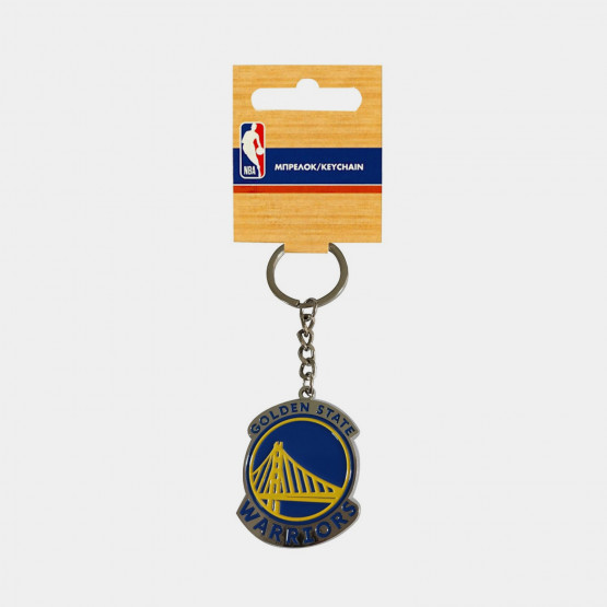 Back Me Up Golden State Warriors Keychain