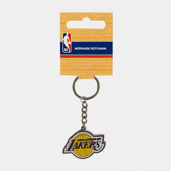 Back Me Up Los Angeles Lakers Keychain