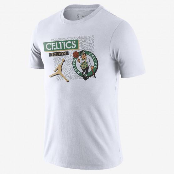 Nike Jordan Dri-FIT NBA Boston Celtics Ανδρικό T-Shirt
