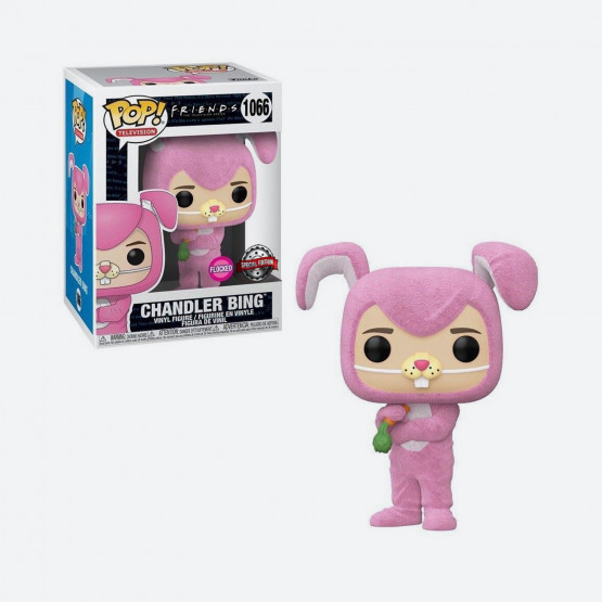 Funko Pop! Television: Friends - Chandler as Bunny