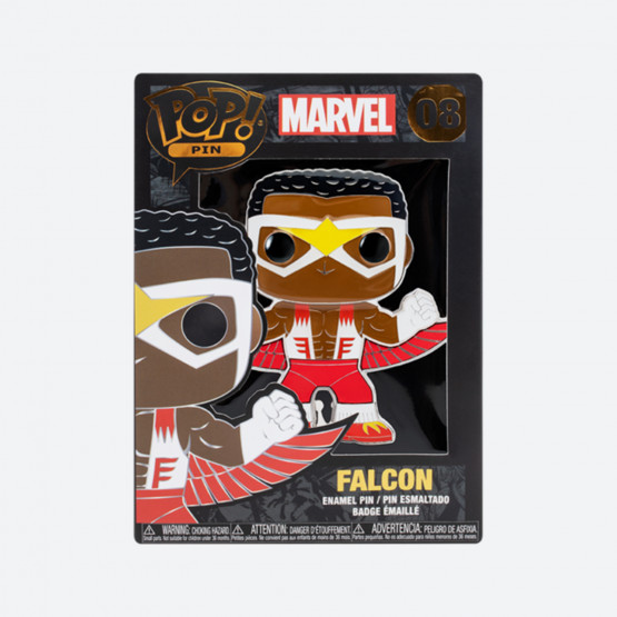 Funko Pop! Marvel - Falcon 08 Pin