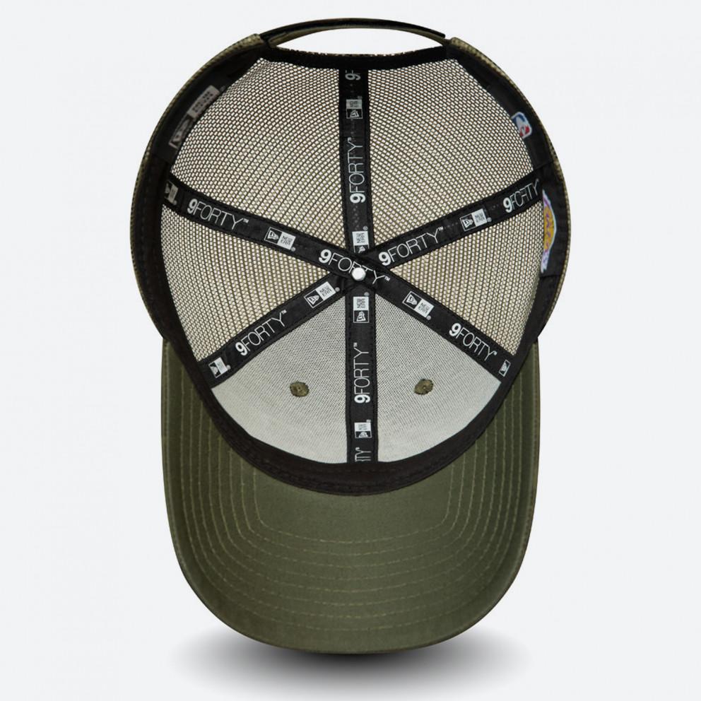NEW ERA LA Lakers Home Field 9Forty Ανδρικό Καπέλο