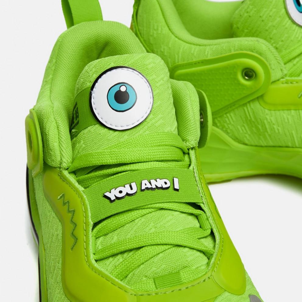 "adidas Performance D.O.N. 3 ""Mike Wazowski"" Men's Basketball Shoes"