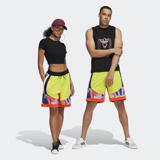 adidas Performance Pride Badge of Sport Basketball Unisex Σορτς