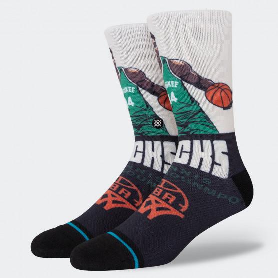 Stance Graded Giannis Unisex Socks