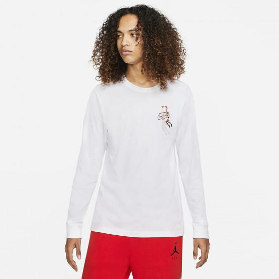 Jordan Jumpman Longsleeve T-Shirt