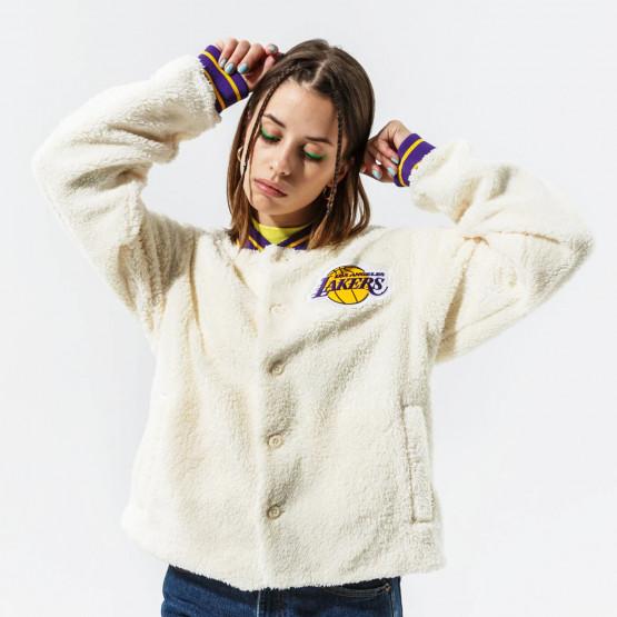 Nike Los Angeles Lakers NBA Γυναικεία Ζακέτα