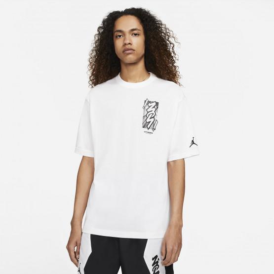 Jordan Dri-FIT Zion Ανδρικό T-Shirt