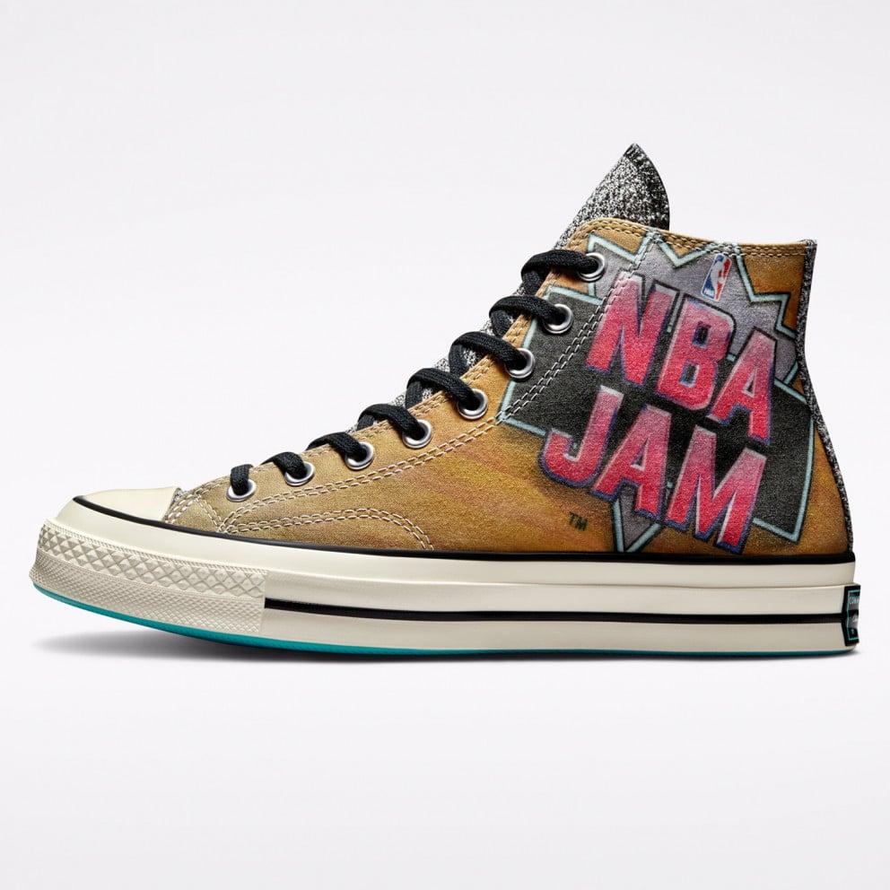 Converse X NBA Jam Chuck 70 Ανδρικά Παπούτσια