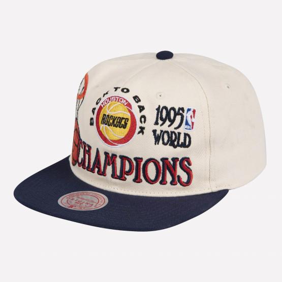 Mitchell & Ness 95 Finals Champions Snapback Hwc H