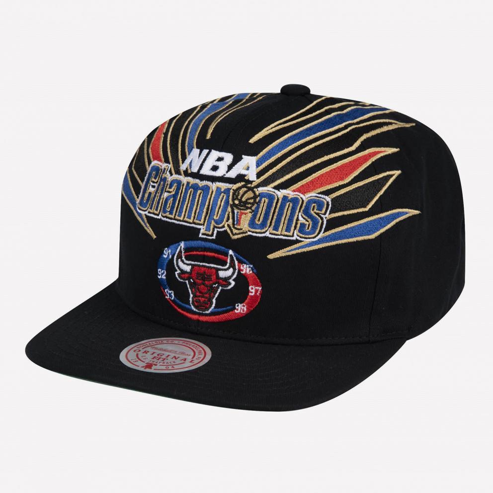 Mitchell & Ness 98 Champions Snapback HWC Chicago Bulls Ανδρικό Καπέλο