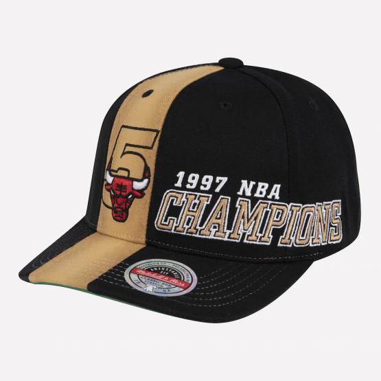 Mitchell & Ness 97 Champs Stretch Snapback HWC Chicago Bulls Ανδρικό Καπέλο