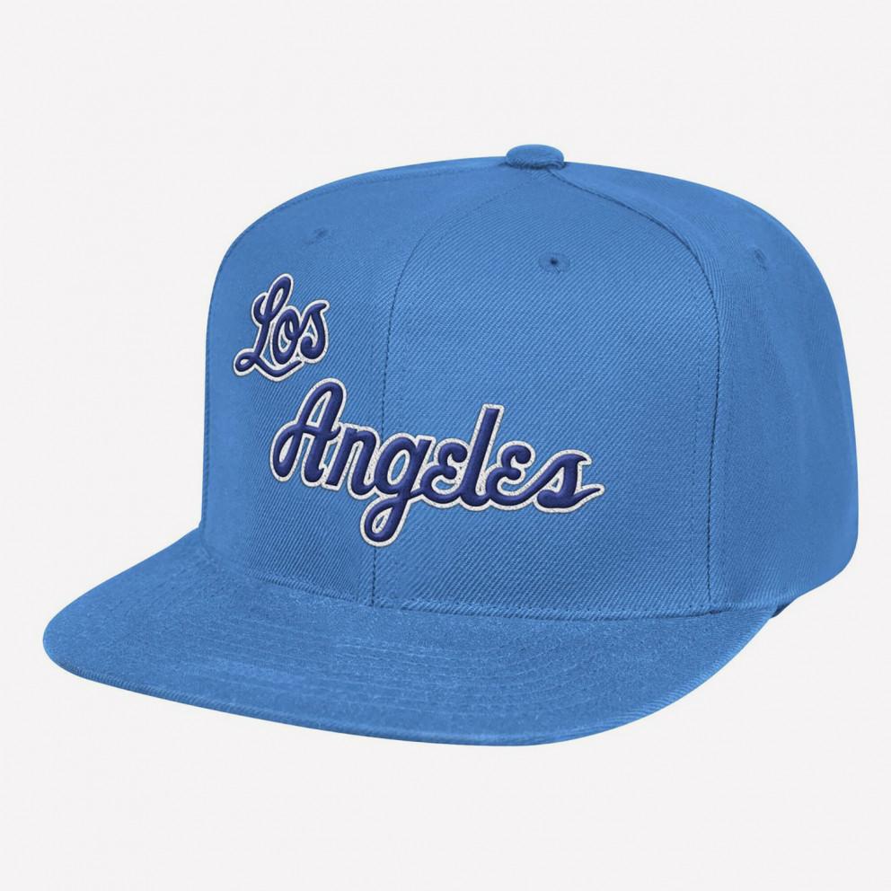 Mitchell & Ness Team Ground Snapback HWC Los Angeles Lakers Men's Hat