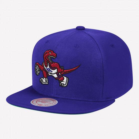 Mitchell & Ness Team Ground Snapback HWC Toronto Raptors Men's Hat