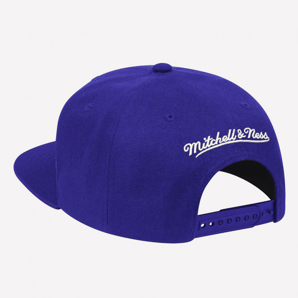 Mitchell & Ness Team Ground Snapback HWC Toronto Raptors Ανδρικό Καπέλο