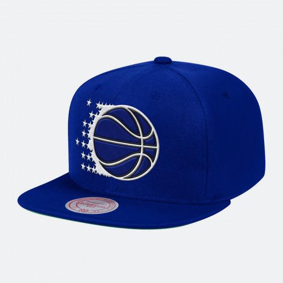 Mitchell & Ness Team Ground Snapback HWC Orlando Magic Ανδρικό Καπέλο