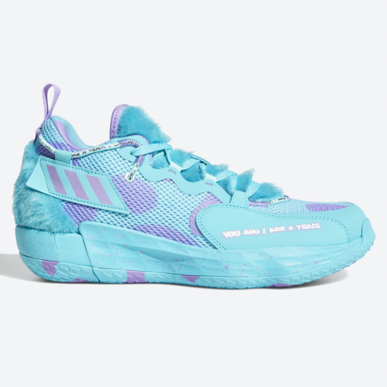 adidas Performance Dame 7 EXTPLY Sulley Monsters Inc. Men's Basketball Shoes