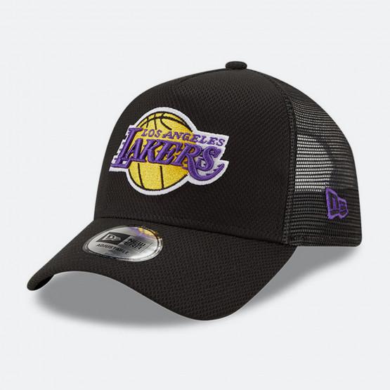 NEW ERA Nba LA Lakers Black Base Mens' Cap