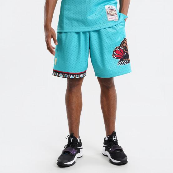 Mitchell & Ness Nba Swingman Vancouver Grizzlies 1996-97 Mens' Basketball Shorts