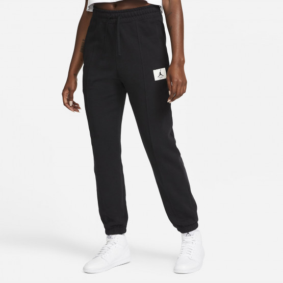 Jordan Essentials Fleece Γυναικείο Παντελόνι Φόρμας