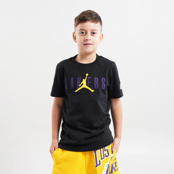 Nike Nk Cts Jdn Ststement Ss Tee|Los Angeles Laker