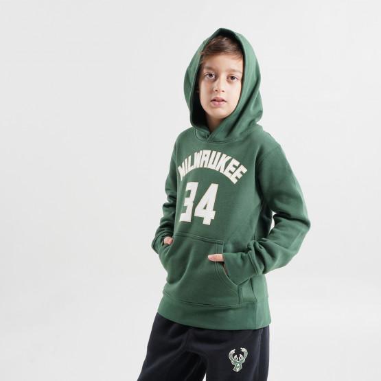 Nike Po Fleece Essential N&N - Icon Antetokounmpo