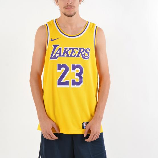 Nike Nba Los Angeles Lakers Jersey (Lebron James)