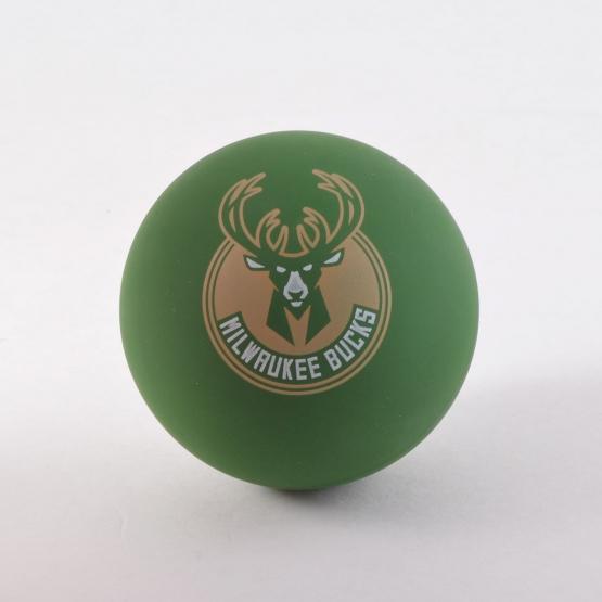 Spalding Bounce Spaldeen Ball Milwaukee Bucks