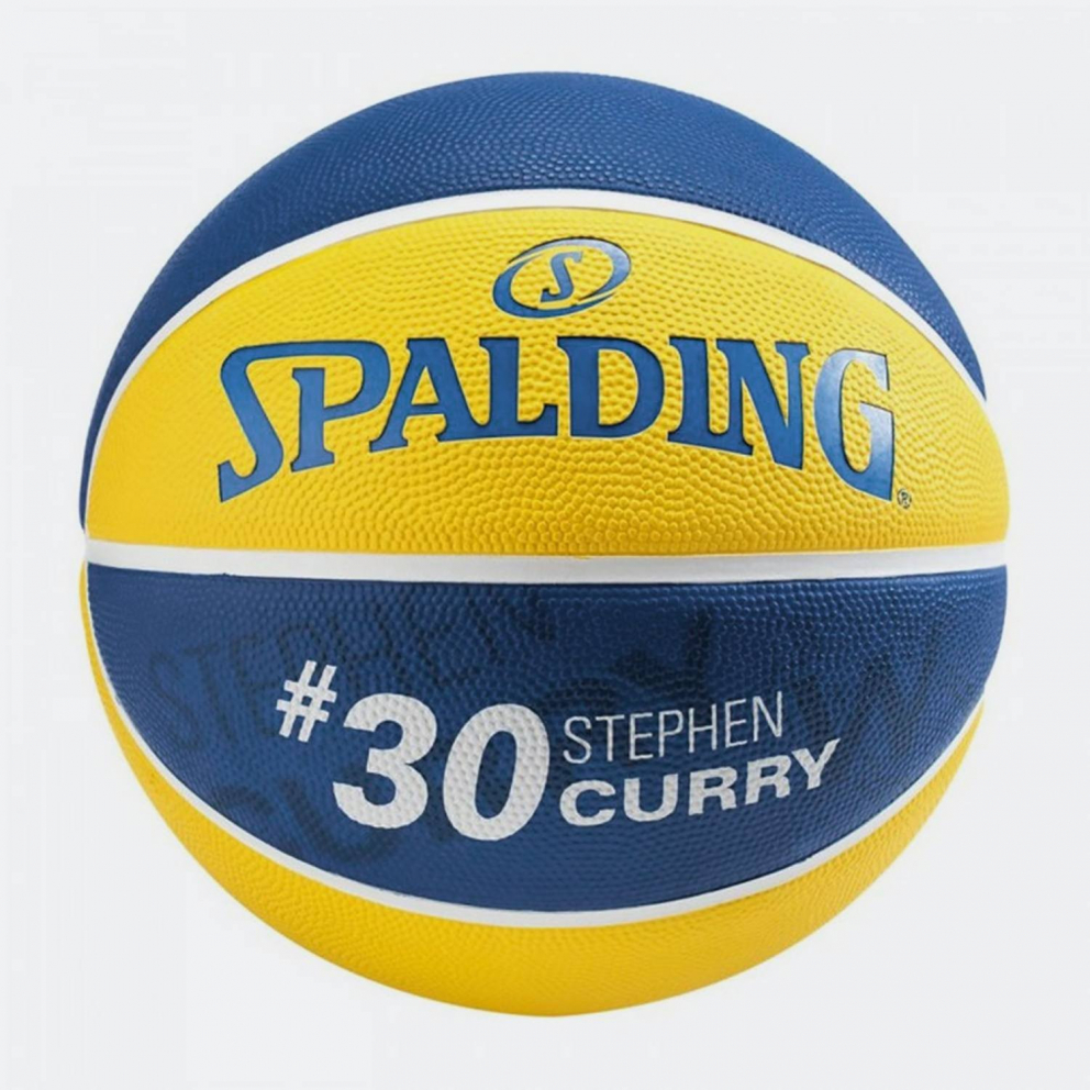 Spalding New Nba Player Warriors Curry No. 7