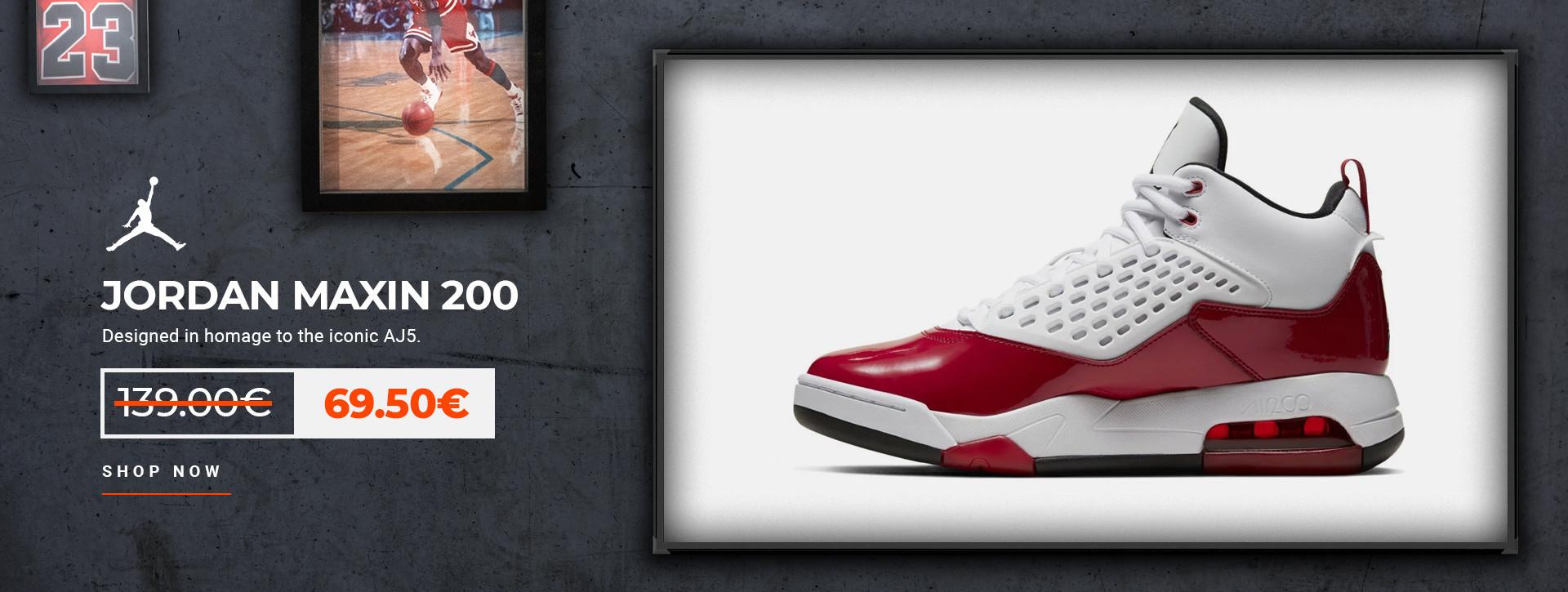 Jordan Maxin 200