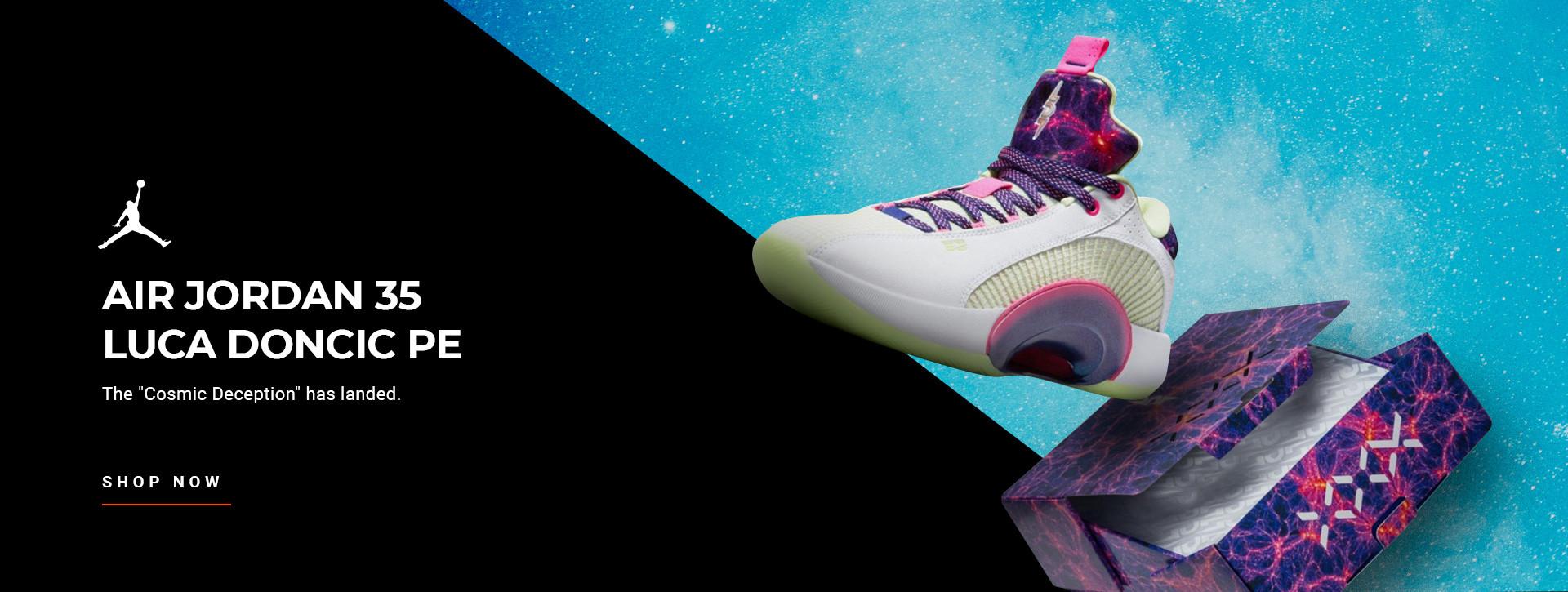 Air Jordan 35 Luce Doncic PE