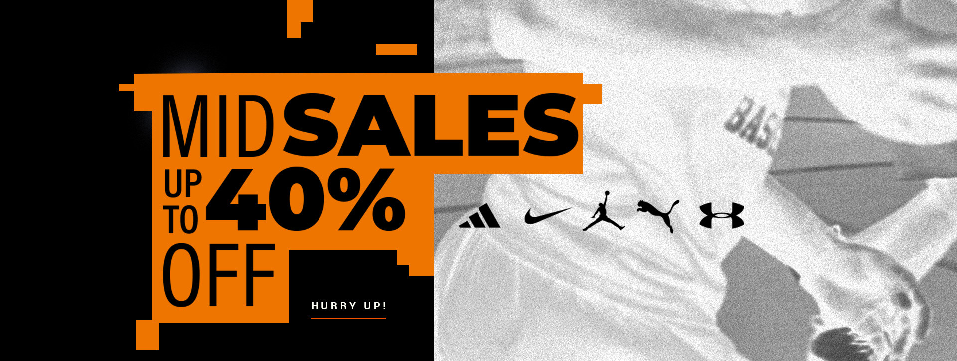 Mid sales up to -40%