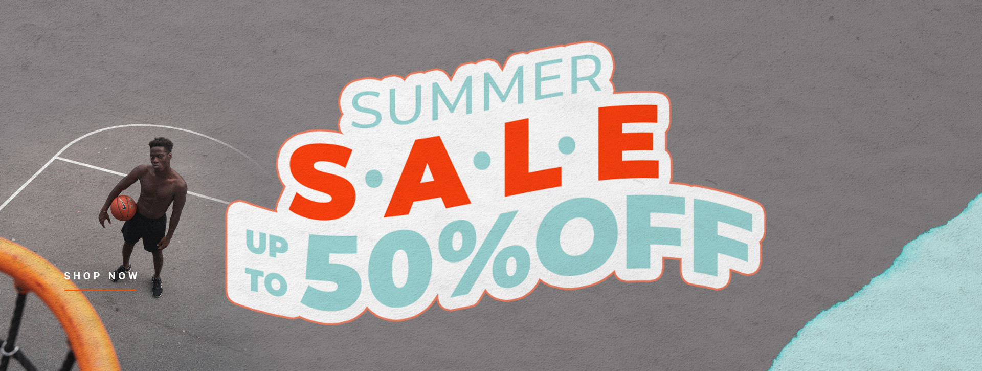 Summer Sale Up to 50% OFF