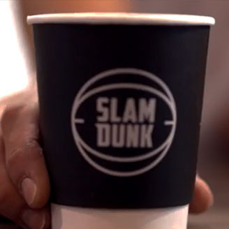 Slamdunk Cafe x Crop Ermou