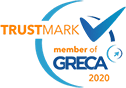 Trustmark badge for SlamDunk